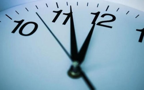 Zorunlu Çalışma Saati Değişikliği :(